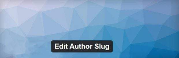 تغییر پیوند یکتای نویسنده با Edit Author Slug