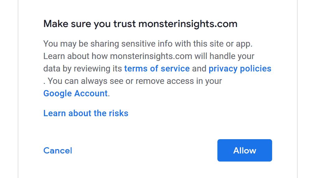 آموزش افزونه MonsterInsights