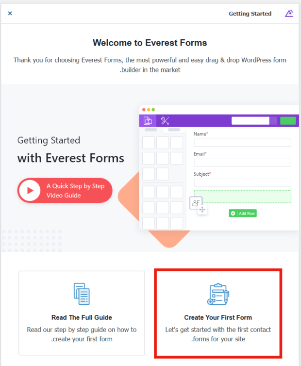 آموزش افزونه Everest Forms