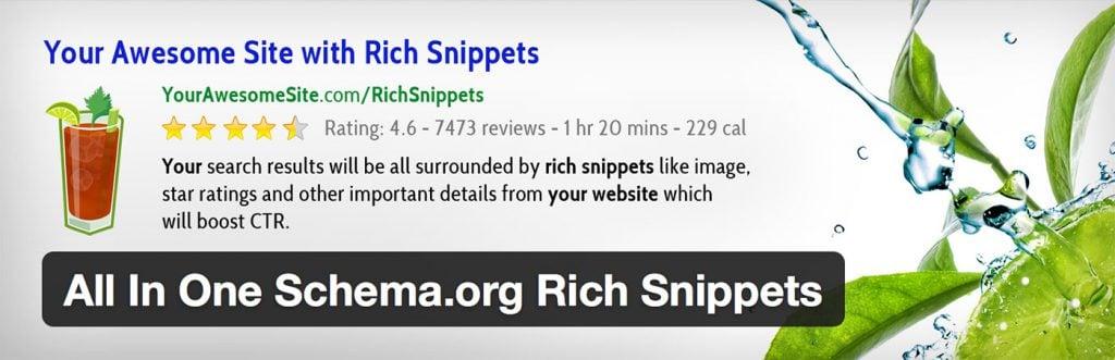 بهترین افزونه ریچ اسنیپت وردپرس