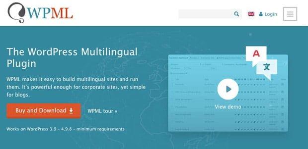 بهترین افزونه چند زبانه کردن سایت
