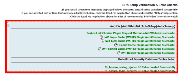 آموزش افزونه BulletProof Security