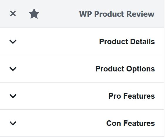 آموزش افزونه WP Product Review