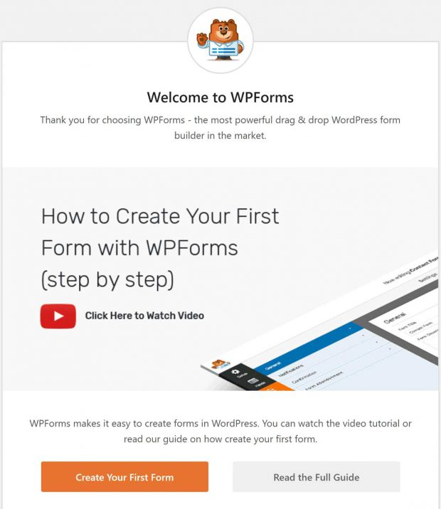 آموزش افزونه WPForms
