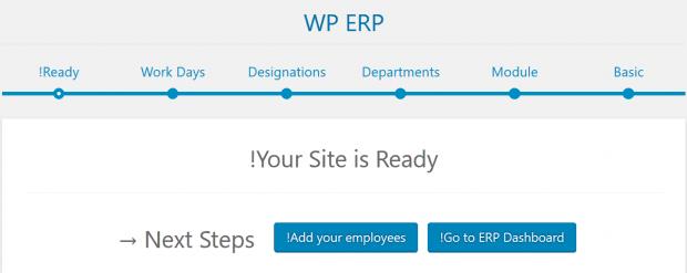 آموزش افزونه WP ERP