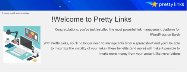 افزونه Pretty Links