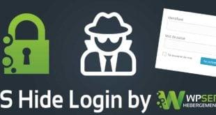 افزونه WPS Hide Login