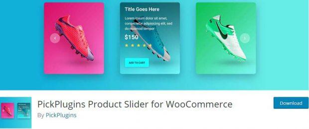 افزونه های اسلایدر محصولات ووکامرس