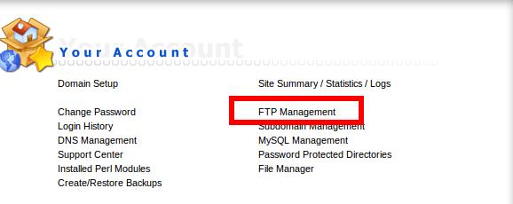 FTP در وردپرس