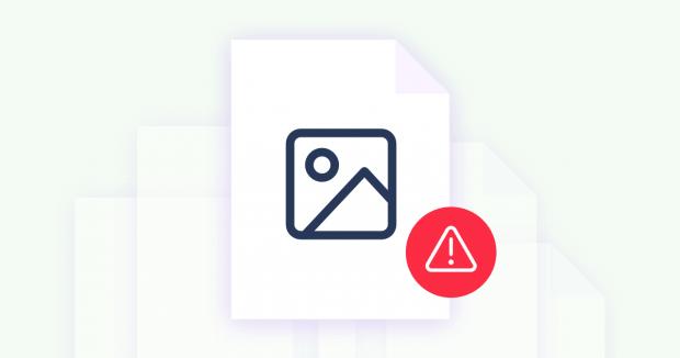 خطای HTTP آپلود تصویر