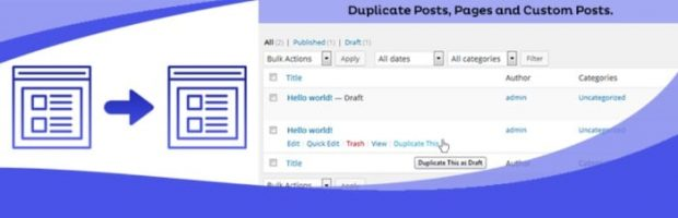 افزونه Duplicate Page