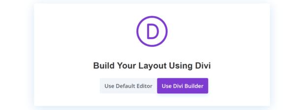 افزونه Divi Builder