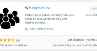 WP-UserOnline
