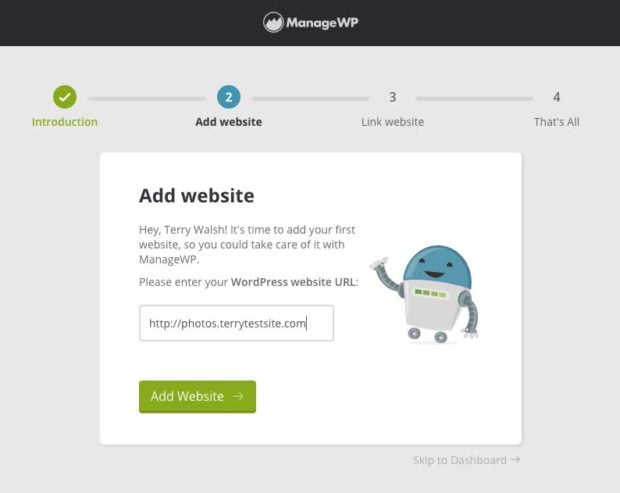 ManageWP Worker
