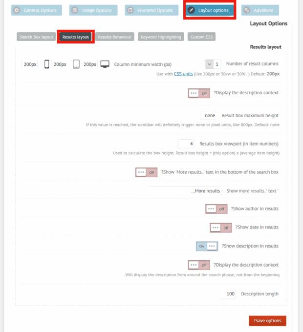 Ajax Search Lite