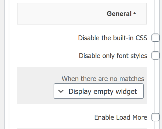Category Posts Widget