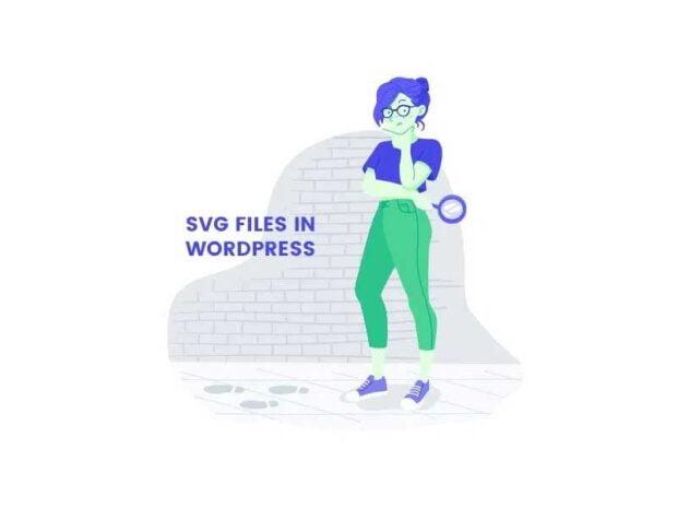 استفاده از SVG در وردپرس
